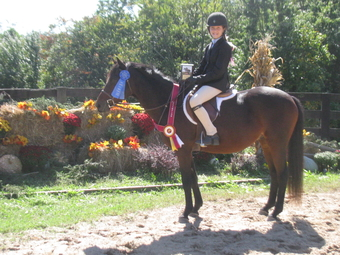 Riding Lessons Rock Branch 2014 Results